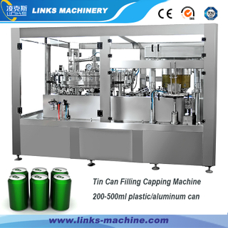 Automatic Can Filling Machine-carbonated Drinks