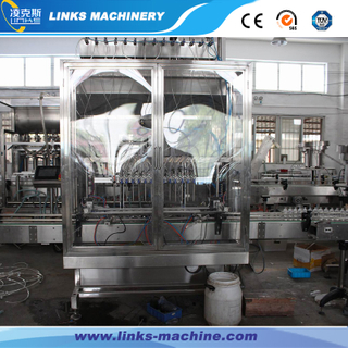 50-150ml Automatic Oil&Chemical Liquid Filling Machine-Defoaming Type