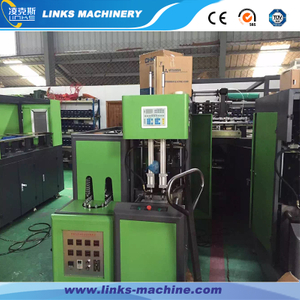 2L-5L Semi-auto 2-Cavity Bottle Blow Molding Machine