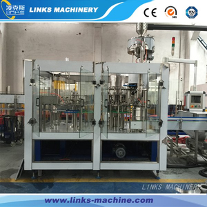 Automatic Tea Hot Filling Machine