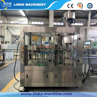 3000BPH Automatic Water Filling Line(0.1-1.5L)