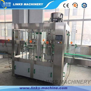 2000BPH Automatic Water Bottling Plant (0.1-1.5L)