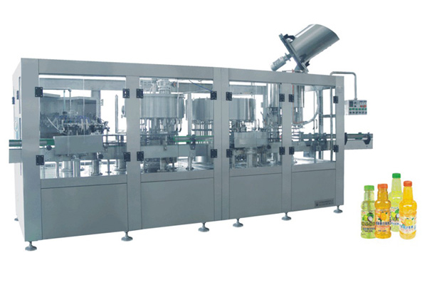 juice-filling-machine